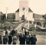 Bild-11-Kirchweihfest-1951-Gernsdorf-St.-Johann-Strasse