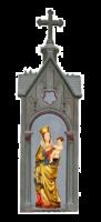 Mittelteil-Altar-mit-Heiligenstatue